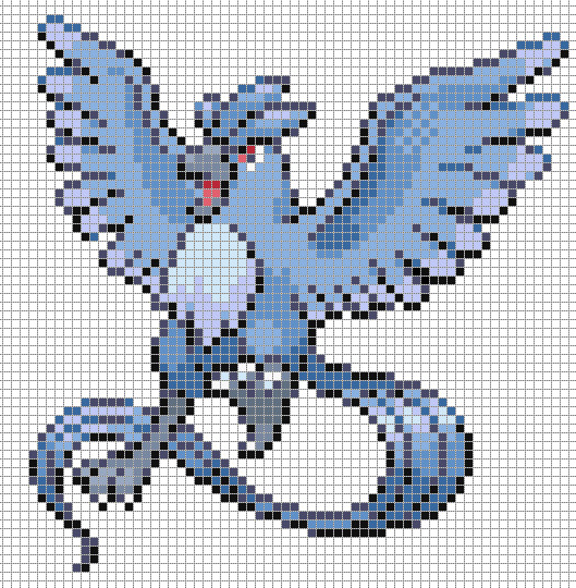 Pokemon Pixel Art Grid Like This Pixel Art Visit for More Grids Just Like This