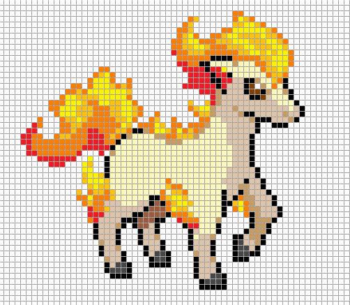 Pokemon Pixel Art Grid Piq Pixel Art
