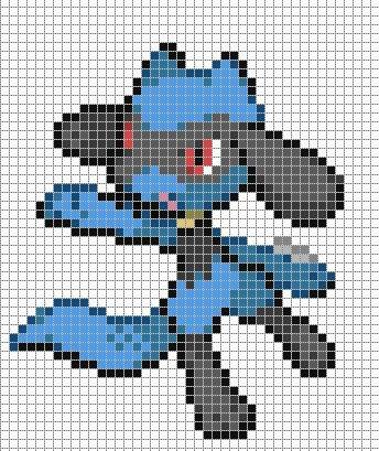 Pokemon Pixel Art Grid Pixel Art Pixel Art Grid and Pokemon On Pinterest