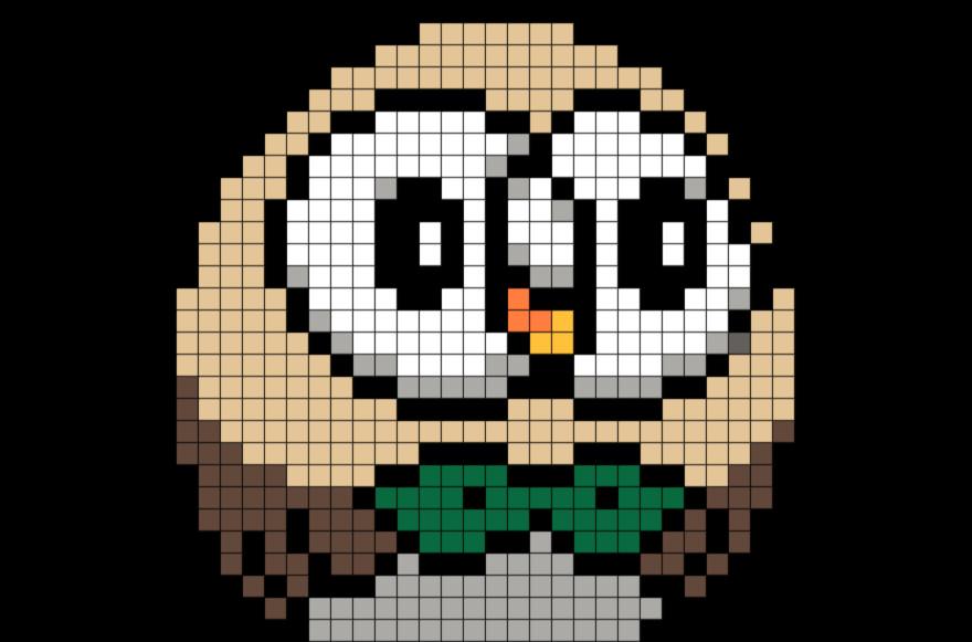Pokemon Pixel Art Grid Pokemon Rowlet Pixel Art – Brik
