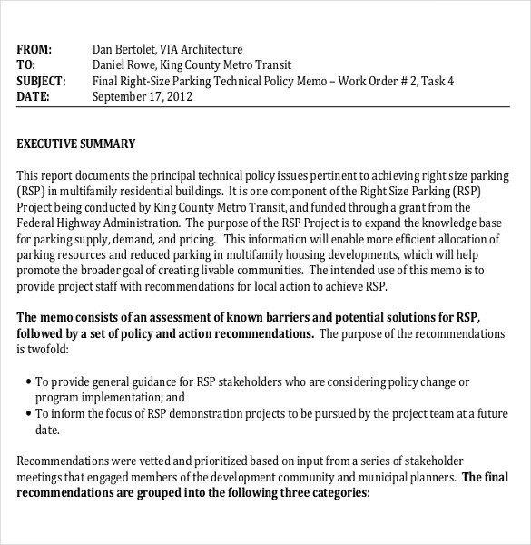 Policy Memo Template Word Policy Memo Template 15 Word Pdf Google Docs