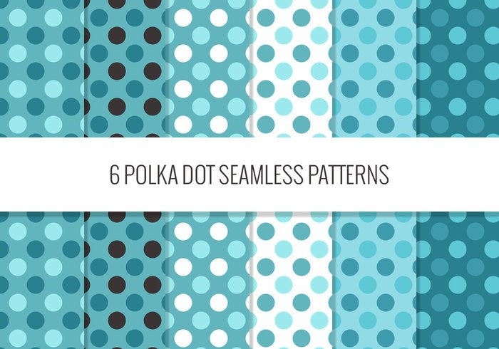 Polka Dot Brush Photoshop 6 Polka Patterns Free Shop Brushes at Brusheezy