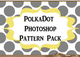 Polka Dot Brush Photoshop Polka Dot Pattern