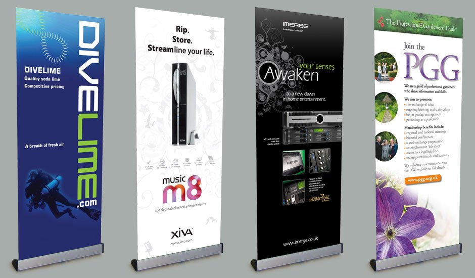 Pop Up Banner Designs Pop Up Exhibition Banners Catalyst Design