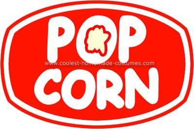 Popcorn Sign Printable Free Printable Popcorn Labels
