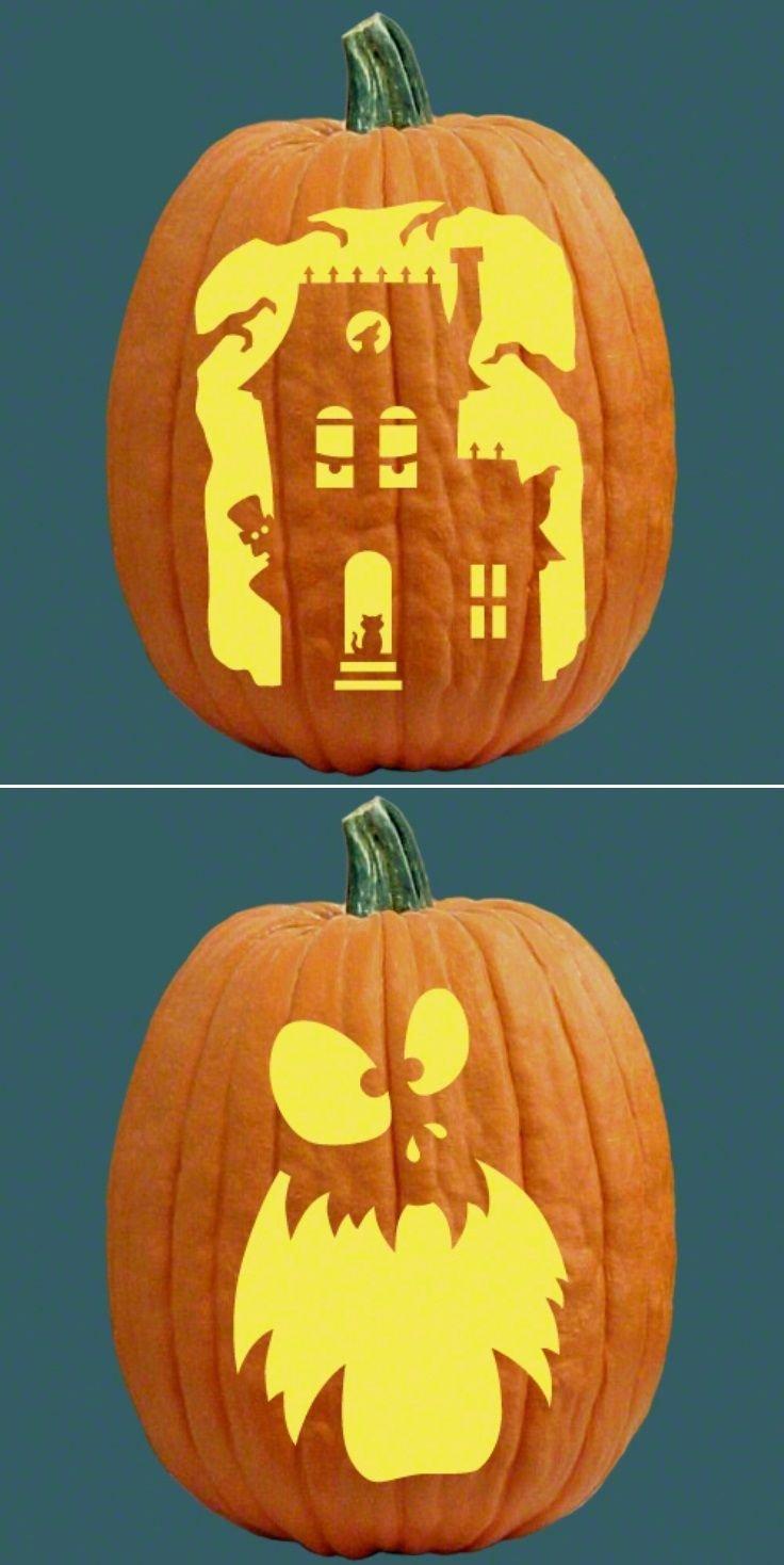 Poppy Pumpkin Stencil 25 Best Free Pumpkin Carving Patterns Ideas On Pinterest