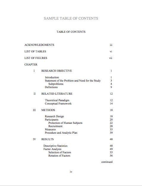 Portfolio Table Of Contents Template 17 Best Ideas About Table Contents Template On