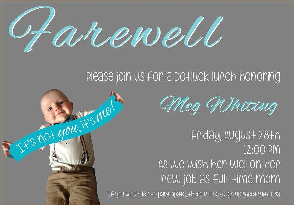 Potluck Email to Coworkers 10 Potluck Party Invitations Psd Ai