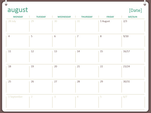 Power Point Calendar Templates Calendars Fice