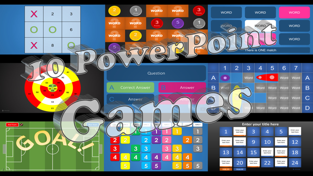 Powerpoint Game Show Templates 10 Powerpoint Games – Tekhnologic