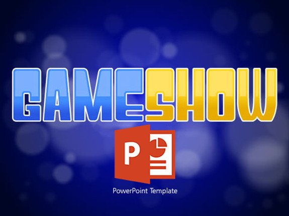 Powerpoint Game Show Templates Powerpoint Template A Friendly Petitive Game for
