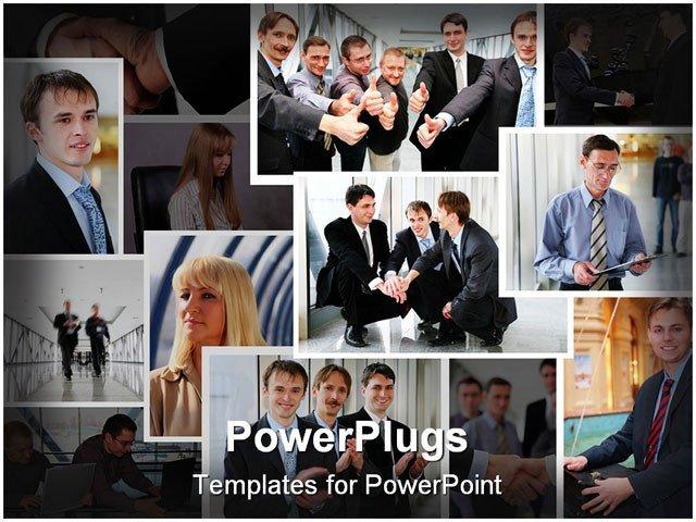 Powerpoint Photo Collage Template Domena Himalayazwa Jest Utrzymywana Na Serwerach