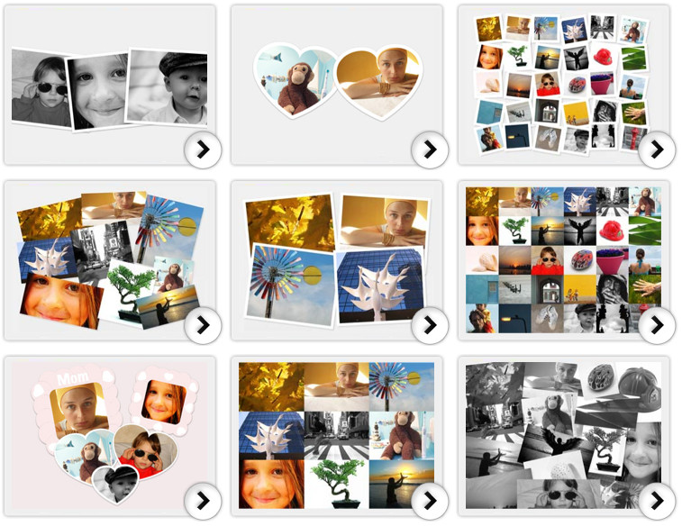 Powerpoint Photo Collage Template How to Create A Photo Collage without Ing Any