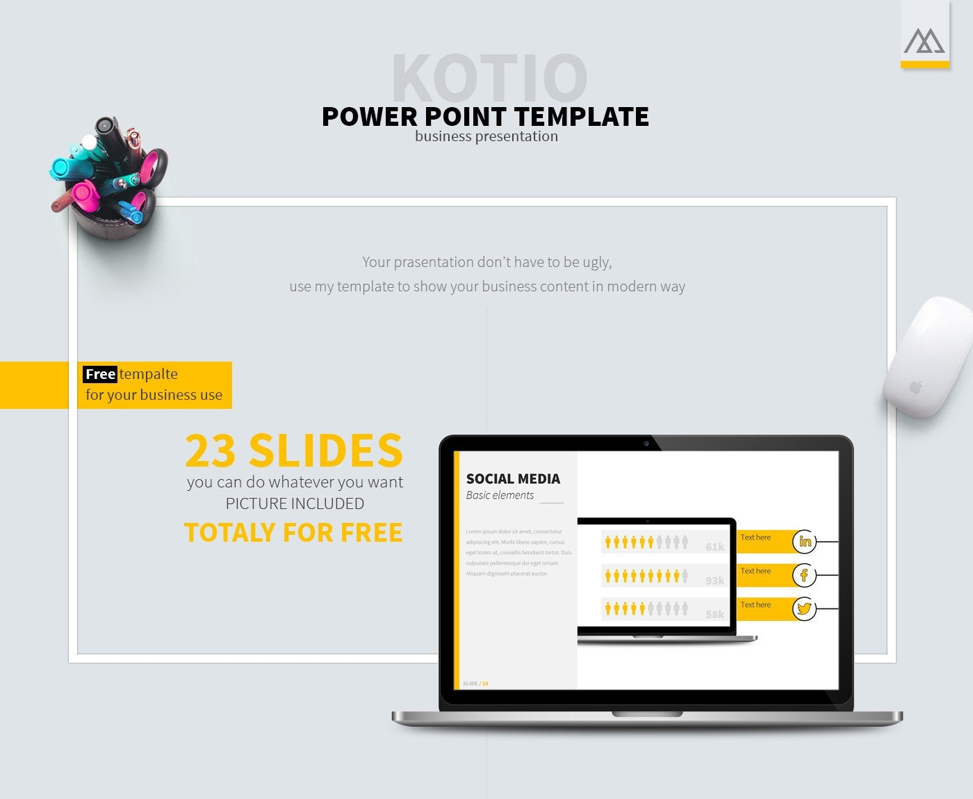Powerpoint Presentation Outline Example 40 Free Cool Powerpoint Templates for Presentations