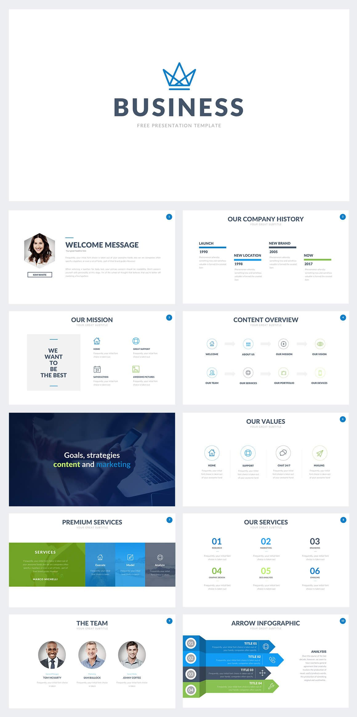Powerpoint Presentation Outline Example 50 Best Free Cool Powerpoint Templates Of 2018 Updated