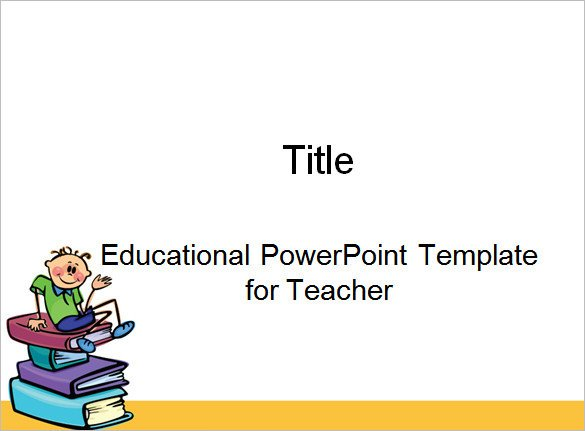 Powerpoint Templates for Teachers 28 Microsoft Powerpoint Templates