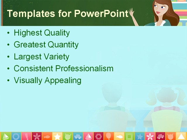 Powerpoint Templates for Teachers Best Powerpoint Template Teacher In Classroom Teaching