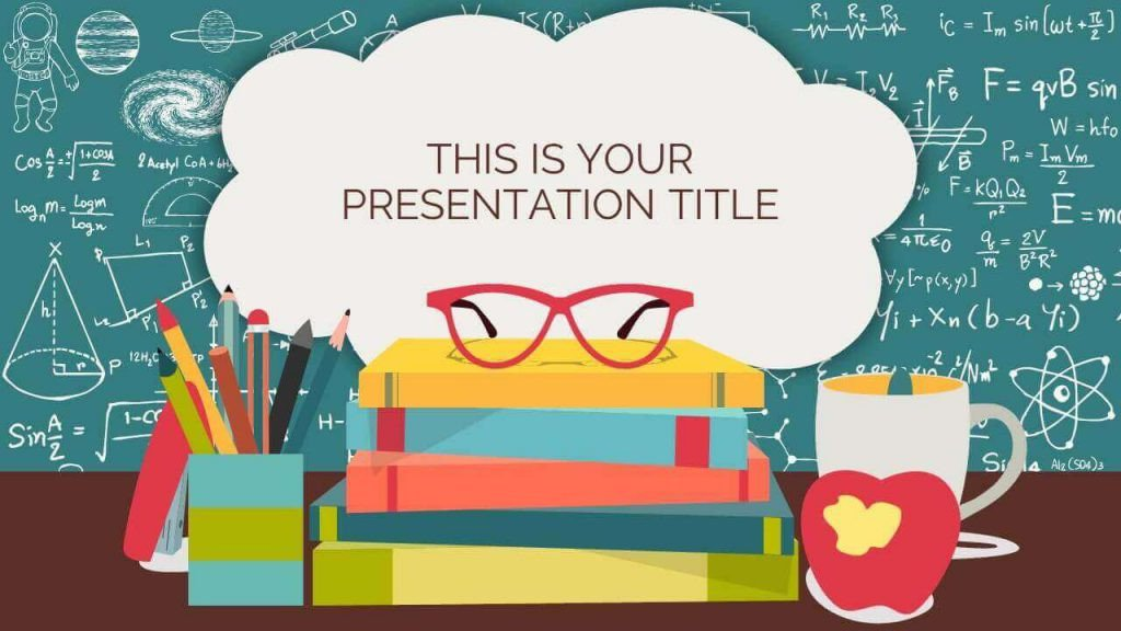 Powerpoint Templates for Teachers Educator Free Powerpoint Templates & Google Slides