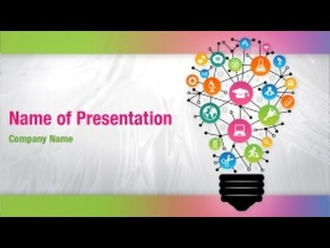 Powerpoint Templates Free Education Concept Of Education Powerpoint Video Template Backgrounds