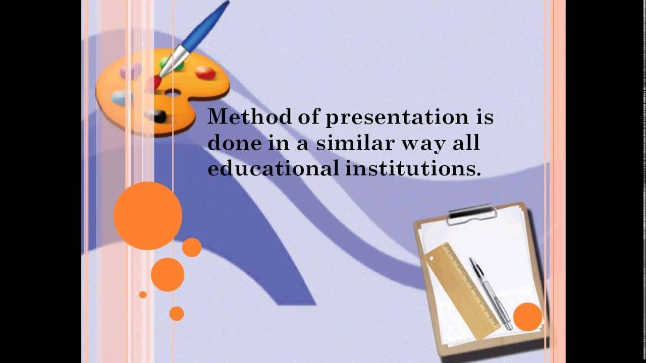 Powerpoint Templates Free Education Free Education Powerpoint Template Download for School or