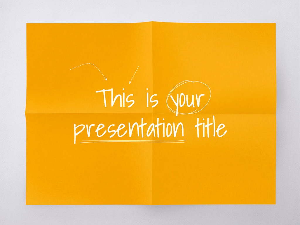 Ppt Presentation Template Free Free Playful Powerpoint Template or Google Slides theme