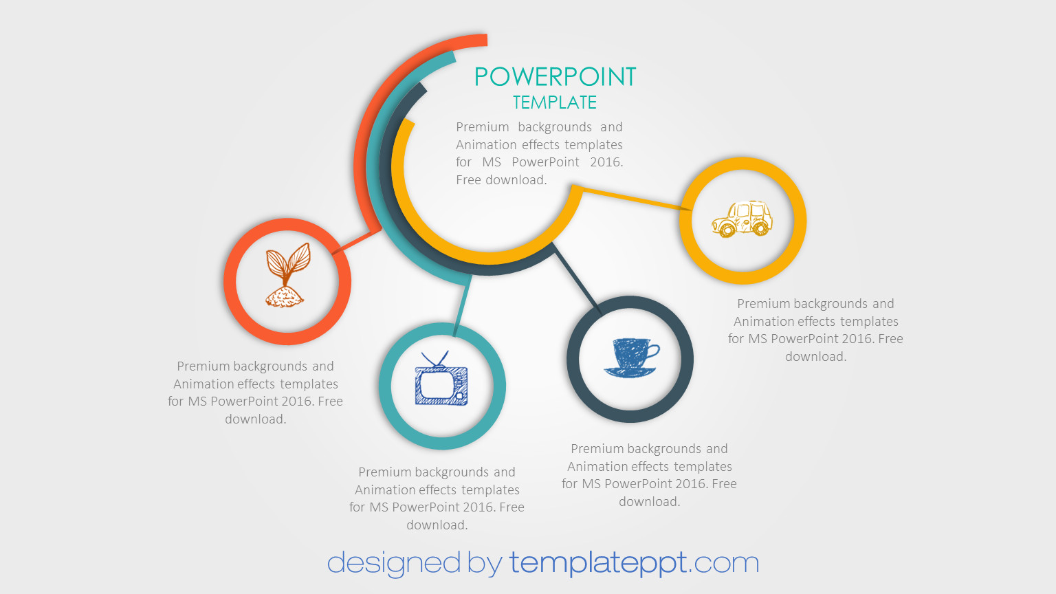 Ppt Template Free Download Professional Powerpoint Templates Free 2016