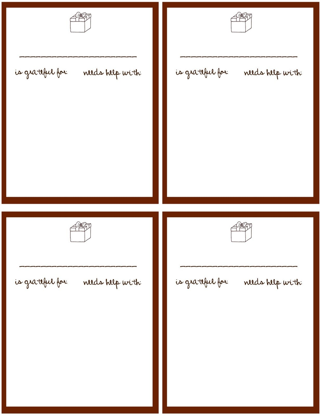 Prayer Card Template Free Amber S Notebook Daily Prayer Cards Printable