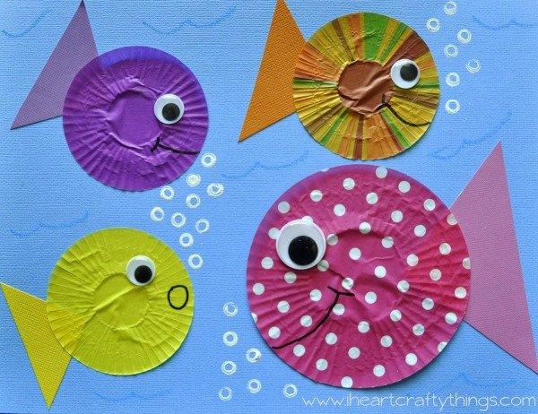 Preschool Fish theme 40 Fish theme Activities for Kids Fantastic Fun & Learning