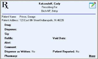 Prescription Pad Template Microsoft Word Prescription Label Template Microsoft Word