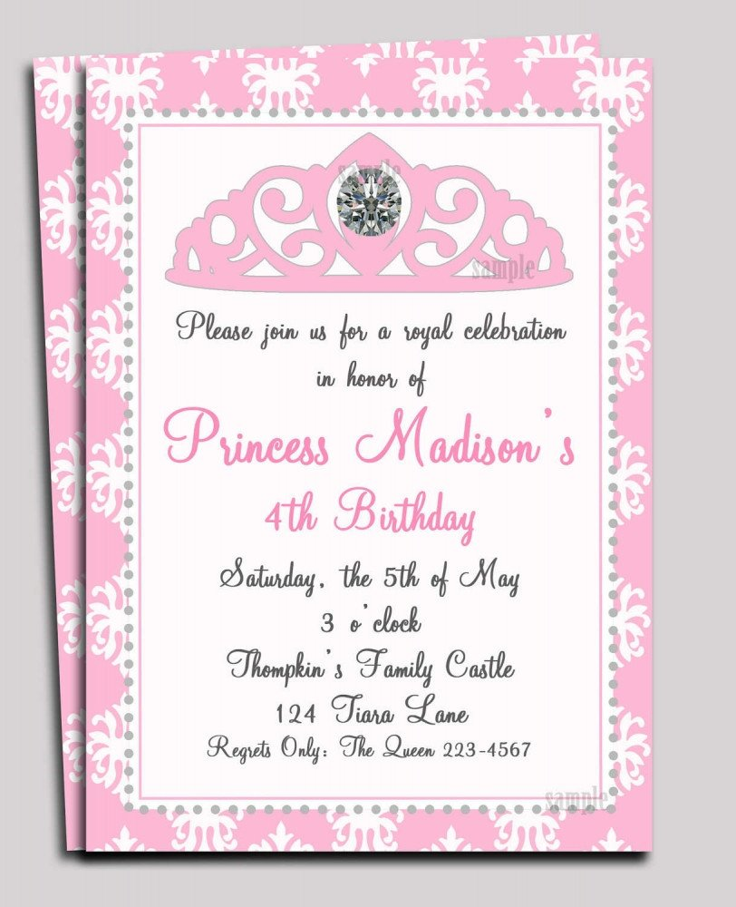 Princess Baby Shower Invitations Templates Princess Baby Shower Invitations Templates