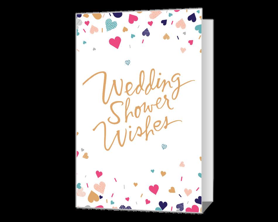 Printable Bridal Shower Card Wedding Shower Wishes Printable American Greetings