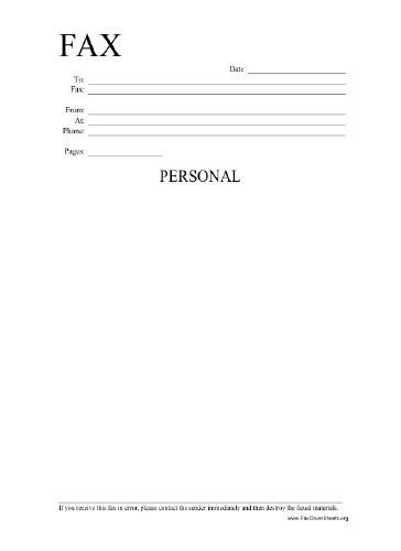 Printable Confidential Cover Sheet 17 Best Images About Printables Fax Cover Sheets On