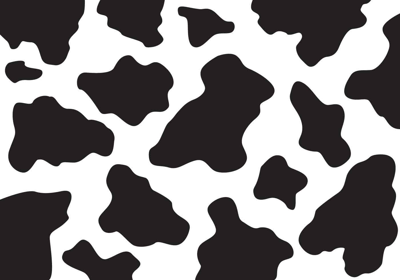 Printable Cow Spots Cow Print Background Vector Download Free Vector Art