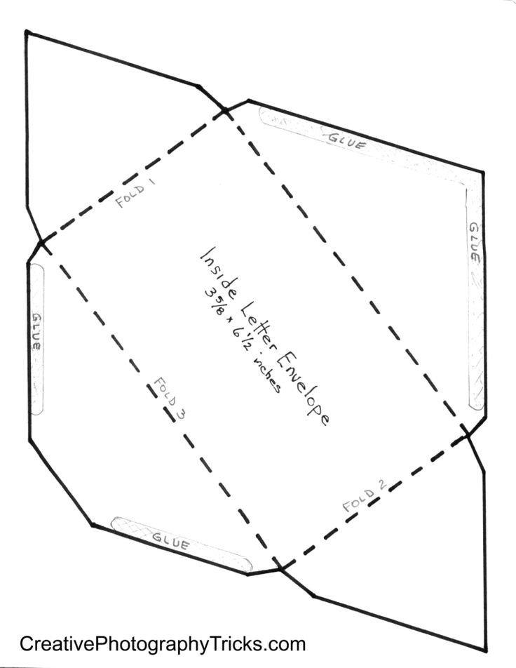 Printable Envelope Template Pdf Best 25 Envelope Templates Ideas On Pinterest