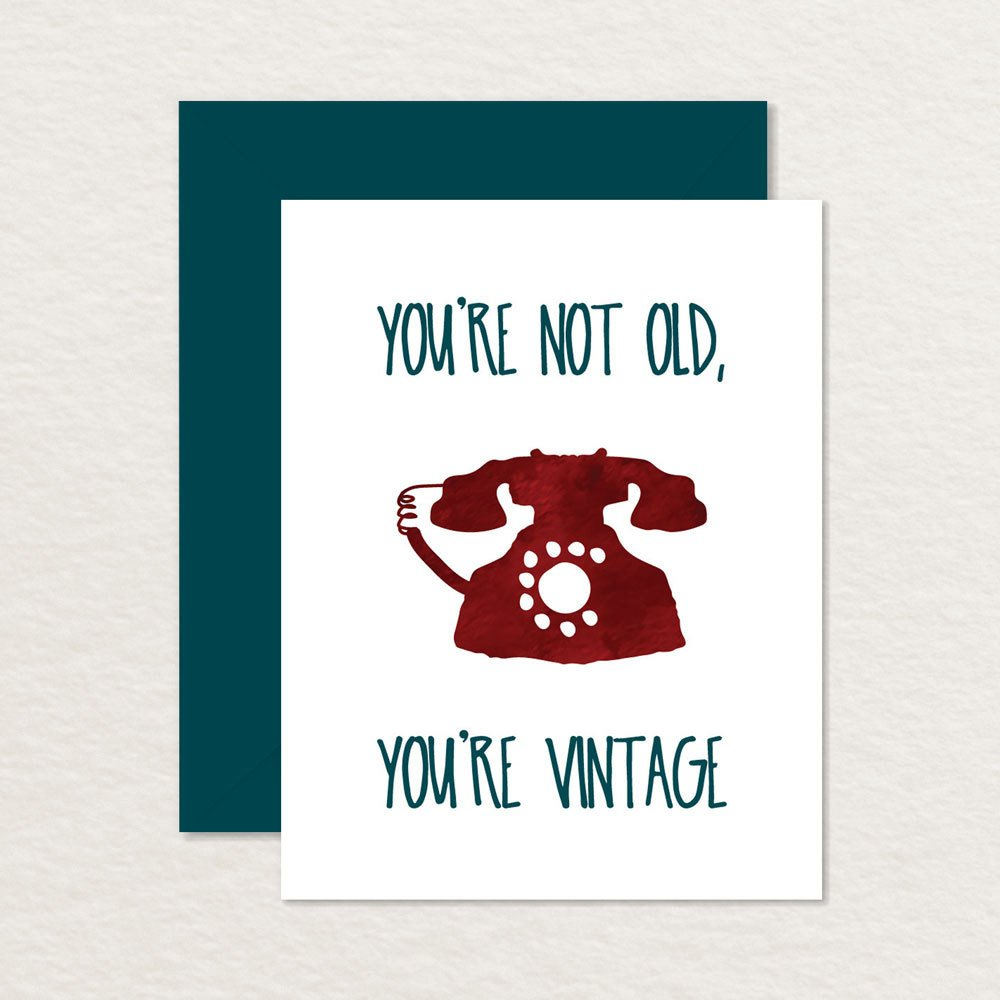 Printable Funny Birthday Card Printable Birthday Card A2 Funny Birthday Card Over the