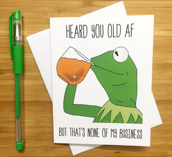 Printable Funny Birthday Card Printable Birthday Cards