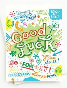 Printable Good Luck Cards Free Printable Good Luck Cards Printable Cards