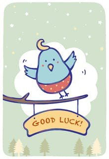 Printable Good Luck Cards Good Luck Cards Free