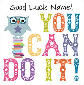 Printable Good Luck Cards Good Luck Cards