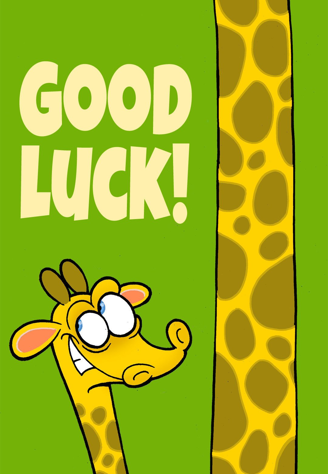 Printable Good Luck Cards Good Luck Good Luck Card Free