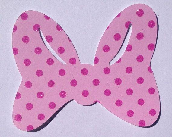 Printable Minnie Mouse Bows Free Printable Minnie Mouse Bow
