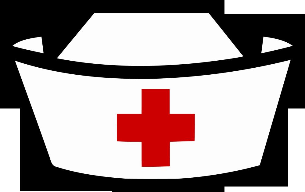 Printable Nurse Hat Template Nurse Cap Clipart Google Search Templates