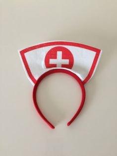Printable Nurse Hat Template Printable Nurse Hat Template