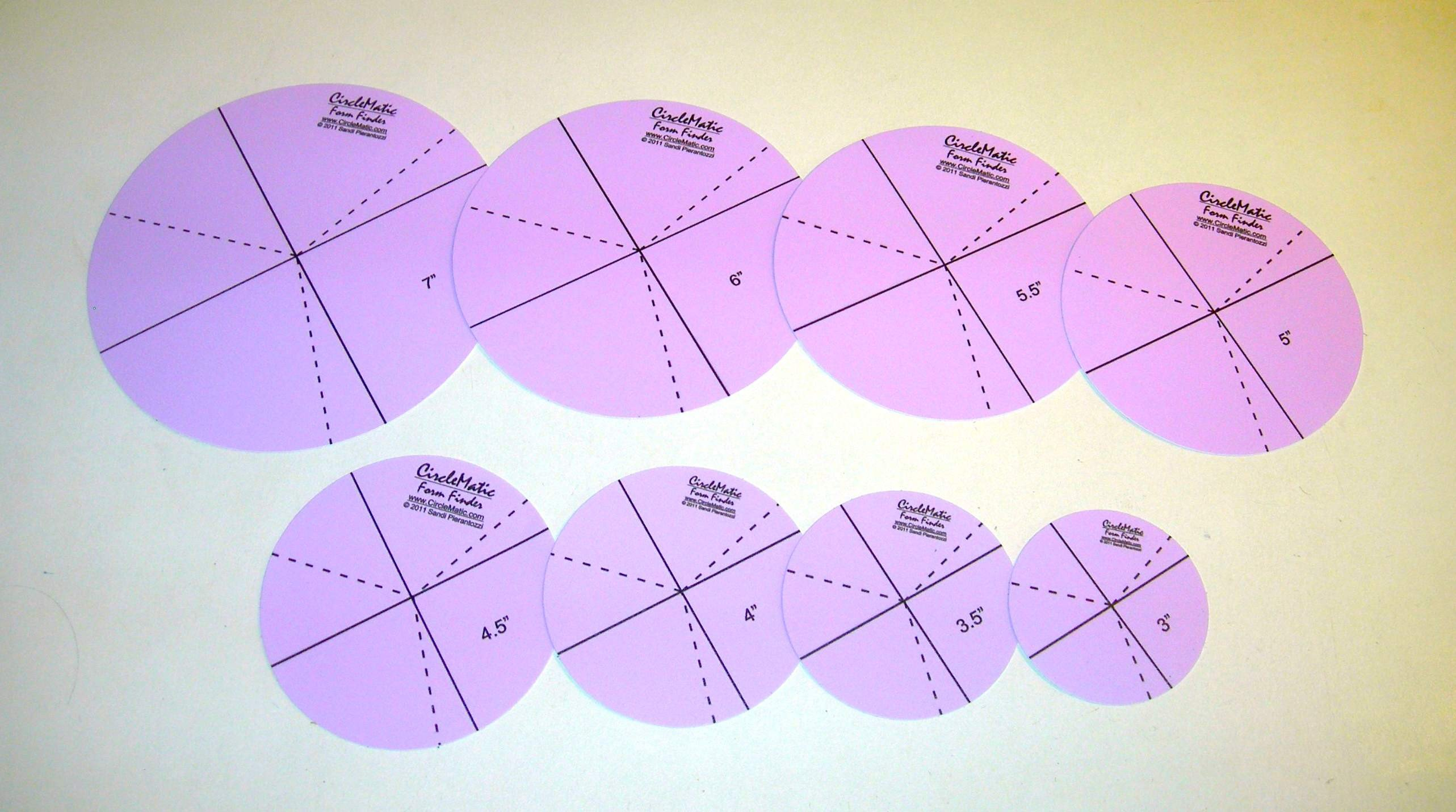 Printable Pottery Templates Circlematic