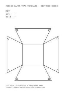 Printable Pottery Templates Image Result for Slab Pottery Templates Clay