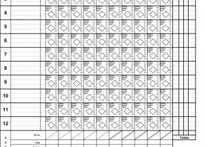 Printable softball Score Sheet asa softball Score Sheet Pdf – Printable Documents