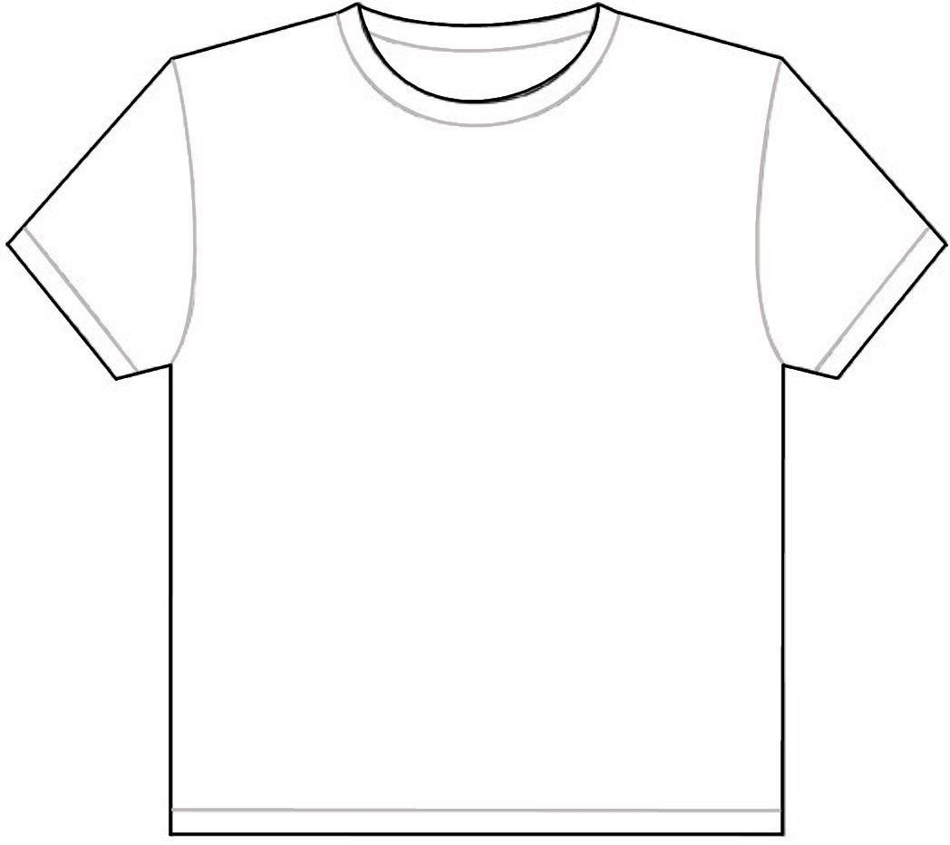 Printable T Shirt Templates Printable T Shirt Template Tee Shirt Pinterest