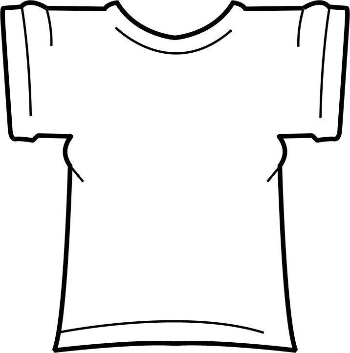 Printable T Shirt Templates T Shirt Printable Template