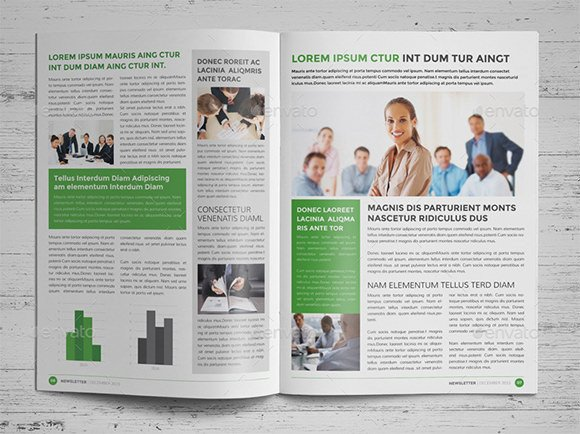 Printed Newsletter Templates Free Sample Newsletter Templates 19 Download Documents In