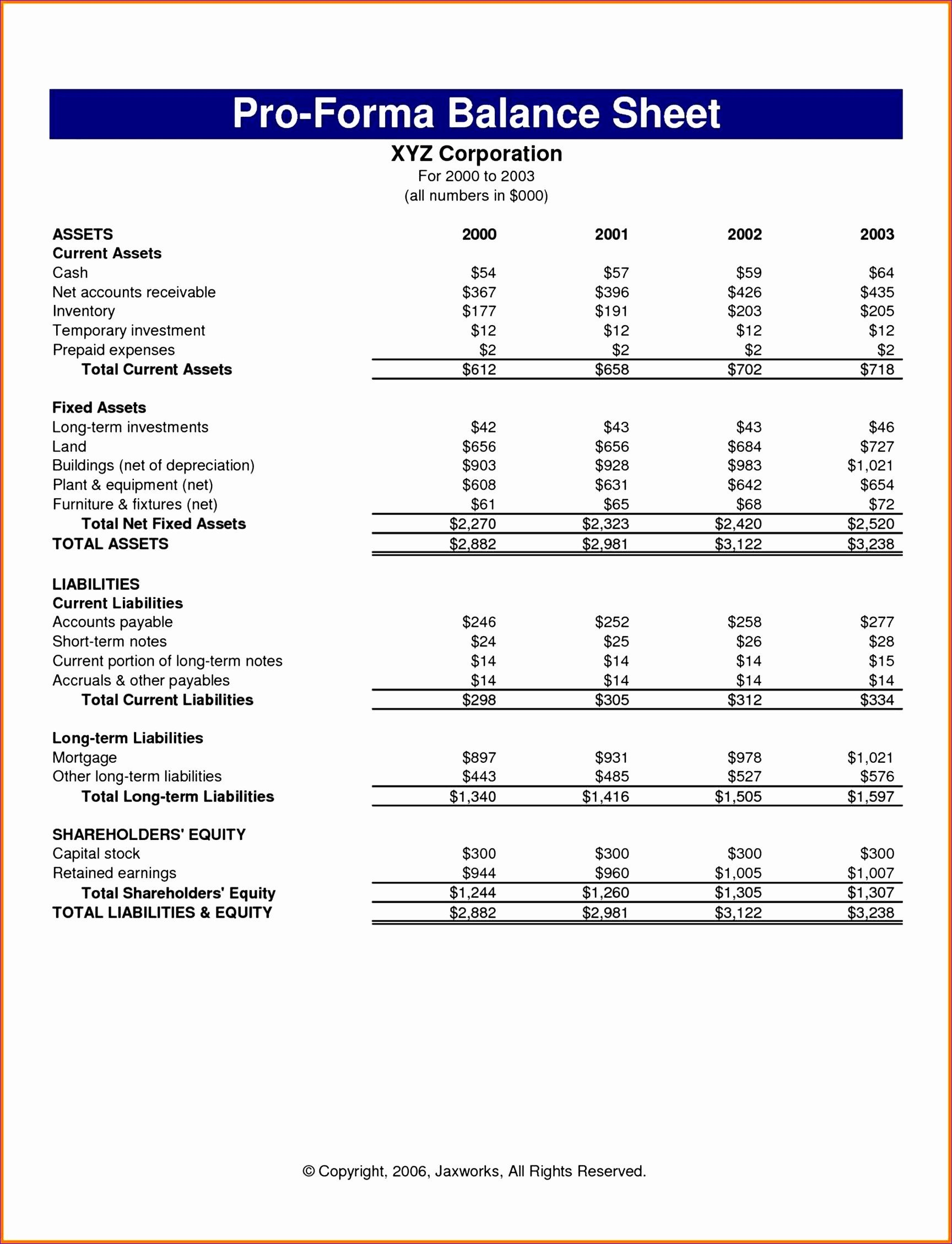 Pro forma Cash Flow Template 7 Statement Cash Flows Indirect Method Excel Template